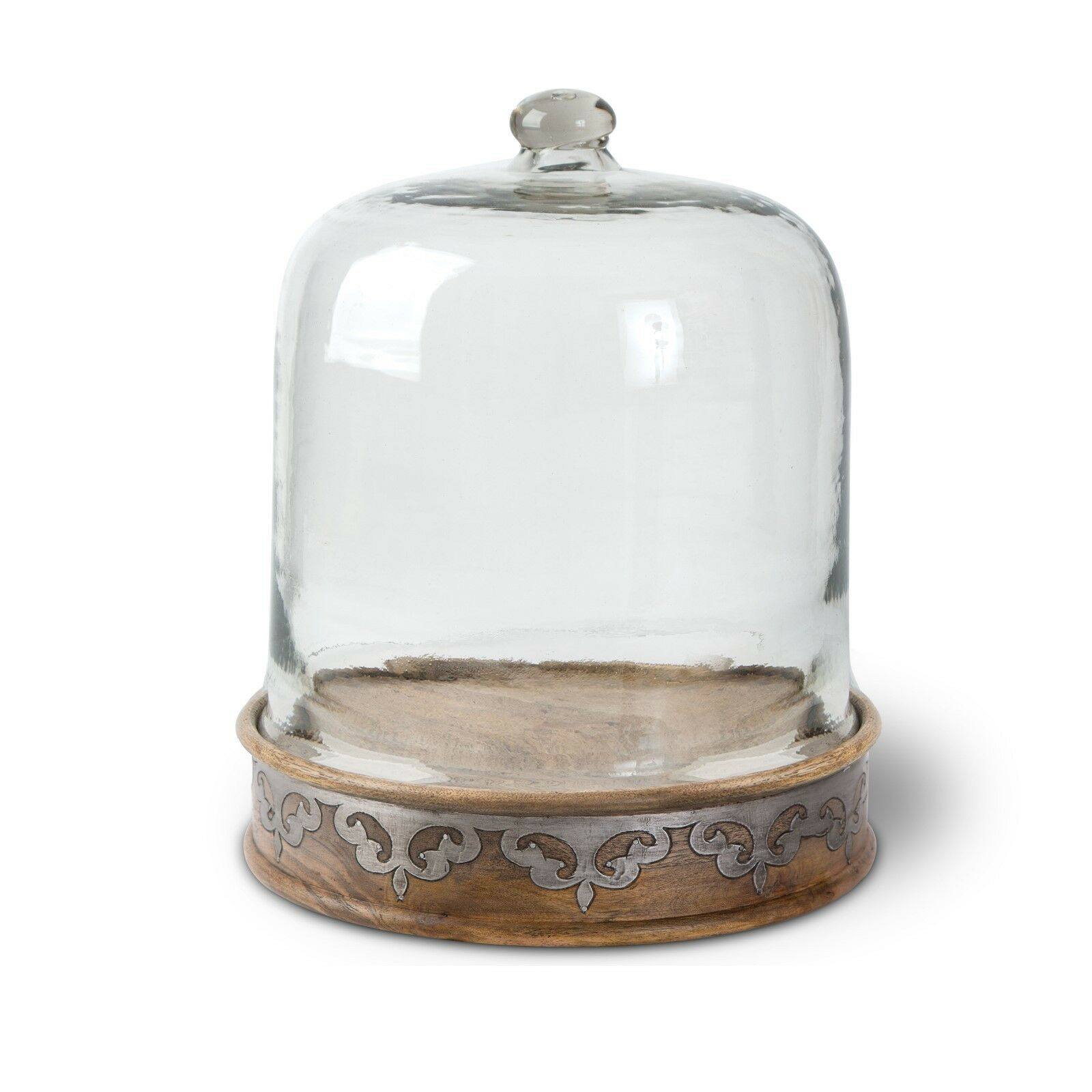GG Collection Gracious marchandises Patisserie gardien du patrimoine, bois métal incrustation, Medium