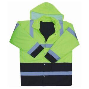 Giubbotto-Sicurezza-Giacca-Fosforescente-Neon-EN471-Classe-3-Taglia-L