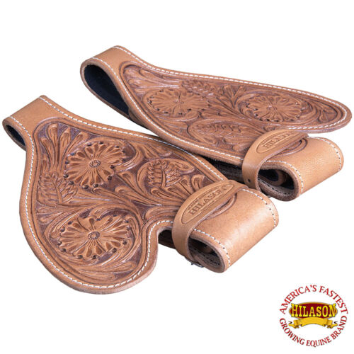 Replacement Saddle Fenders Hilason Youth Short Western W// Hobble Strap U-W173
