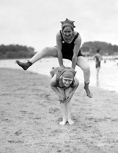 """1921 Dancers Desha /& Leah Vintage Old Photo Picture 8.5/"""" x 11/"""" Historic Reprint"""