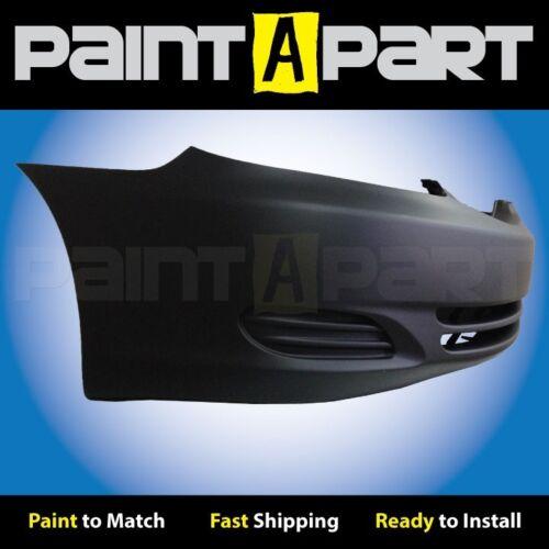 Front Bumper Painted 1E3 Phantom Gray Mica 2002 2003 2004Toyota Camry USA