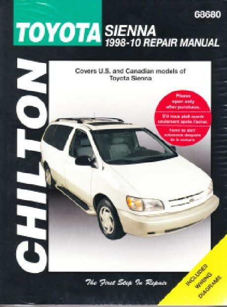 toyota workshop manuals online