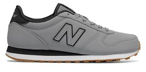 Details about New Balance Men's 311 Shoes Grey With Black