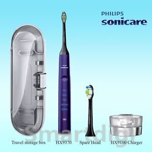Philips-Sonicare-DiamondClean-Sonic-electric-toothbrush-HX9370-Amethyst-w-o-pack