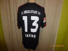 "FC Ingolstadt Original Adidas Matchworn Trikot 2010/11 ""Audi"" + Nr.28 Gr.M"
