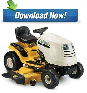 CUB-CADET-SLT1554-Digital-Service-Repair-Manual