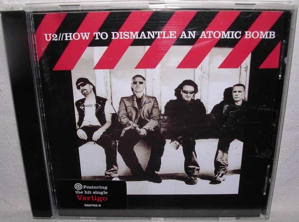 U2 : Blander, rock