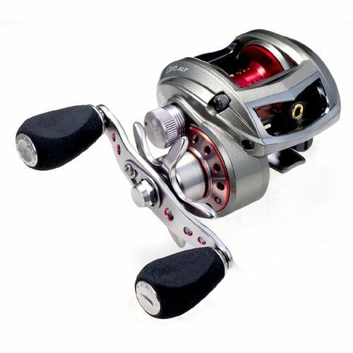 Abu Garcia Revo ALT Right Handed Baitcast Fishing Reel, NEW in Box