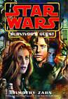 Star Wars: Survivor's Quest by Timothy Zahn (Hardback, 2004)