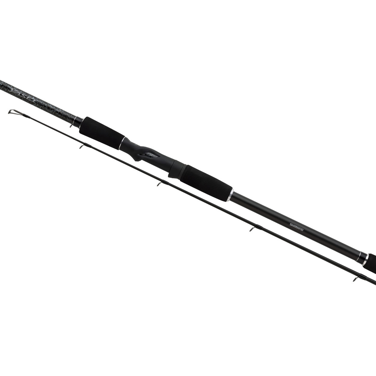 Shimano Yasei Pike Spinning 250 XH, 2.50m, 40100g, 2 Teile, Spinning Angelrute