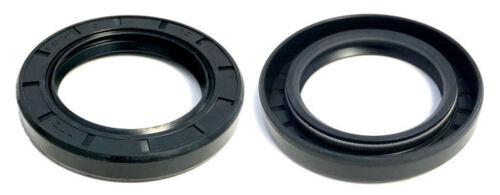 Métrique oil seal double lèvre 15 mm x 25 mm x 7 mm