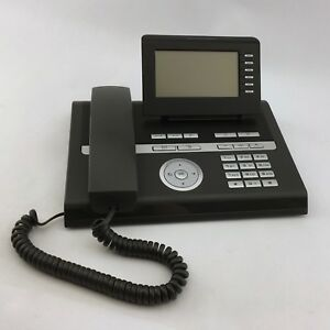 10-x-Siemens-Unify-Open-Stage-40-SIP-PoE-VoIP-Business-Telefon-Lava