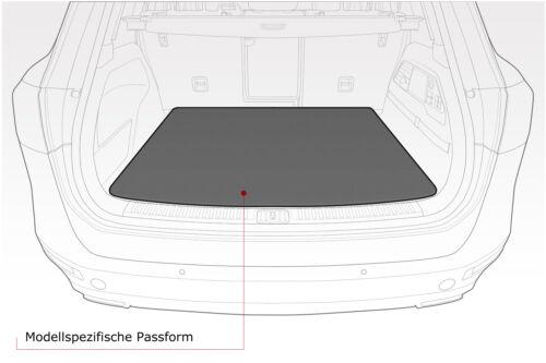 2008-2016 Kofferraummatte Wendematte für Audi Q5 8R Quattro S-Line Bj