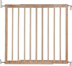 barri re de s curit kim visser bois de feuillu 65 103 5 cm nature escaliers ebay. Black Bedroom Furniture Sets. Home Design Ideas