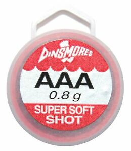 Dinsmores ungiftig Super Soft Silt Ei Shot Refill Non-Toxic Shot  Size AAA