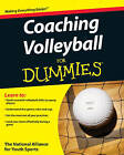 Coaching Volleyball For Dummies by The National Alliance for Youth Sports (Paperback, 2009)