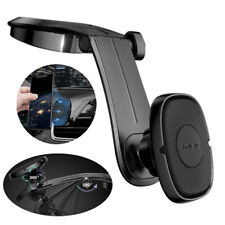 Universal 360 Magnetic Car Mount Cell Phone Holder Stand For Iphone Samsung Gps