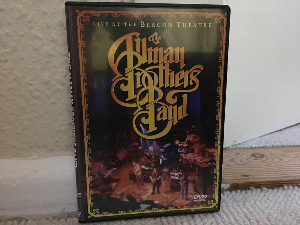 Musikfilm, THE ALLMAN BROTHERS BAND ,Live At The Beacon