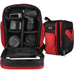 Image Is Loading Vandy Waterproof Dslr Camera Backpack Case For Canon