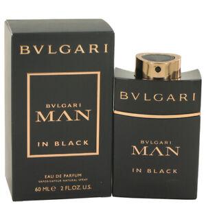 Bvlgari-Man-En-Negro-De-Bvlgari-2-OZ-EDP-Spray-para-Hombres-Nuevo-en-Caja