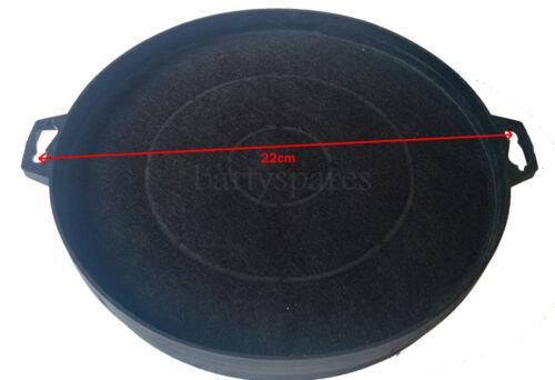 CARBONIO cda ANTRACITE ANTI ODORE Cappa filtri ech61 ech71 ech91 2a6848