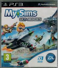 My Sims Sky Heroes (PS3 Nuevo)