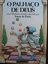O Palhaco De Deus - (The Clown of God)Tomie De Paola - Hardcover - Free Shipping