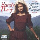 American Country Bluegrass by Sandy Posey (CD, Aug-2002, King)