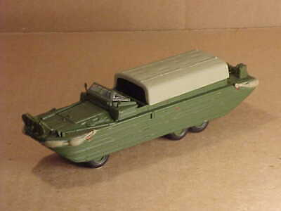 GMC DUKW-353 American Amphibious 1942 Year WWII 1//72 Scale Collectible Model Car
