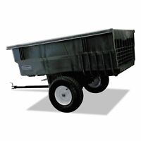 Rubbermaid Commercial Structural Foam Trailer, 15 Cu Ft, 1500lb - Rcp566361bla on sale