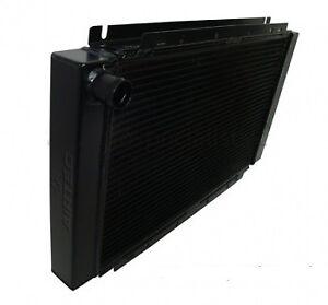 Ford-fiesta-Mk2-XR2-Airtec-Aleacion-Radiador-Mejora-40-mm-Core-Acabado-Negro