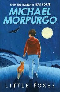 Little-foxes-by-Michael-Morpurgo-Paperback-Incredible-Value-and-Free-Shipping
