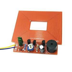 3 5v Metal Detector Kit Electronic Diy Metal Detector Part Safety