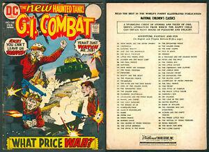 1972-Philippines-NATIONAL-DC-New-Haunted-Tank-G-I-Combat-Vol-21-No-158-COMICS