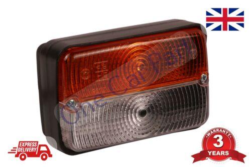 Massey Ferguson Side Light Front Lamp 365,390,398,4200,4300 Case Tractor