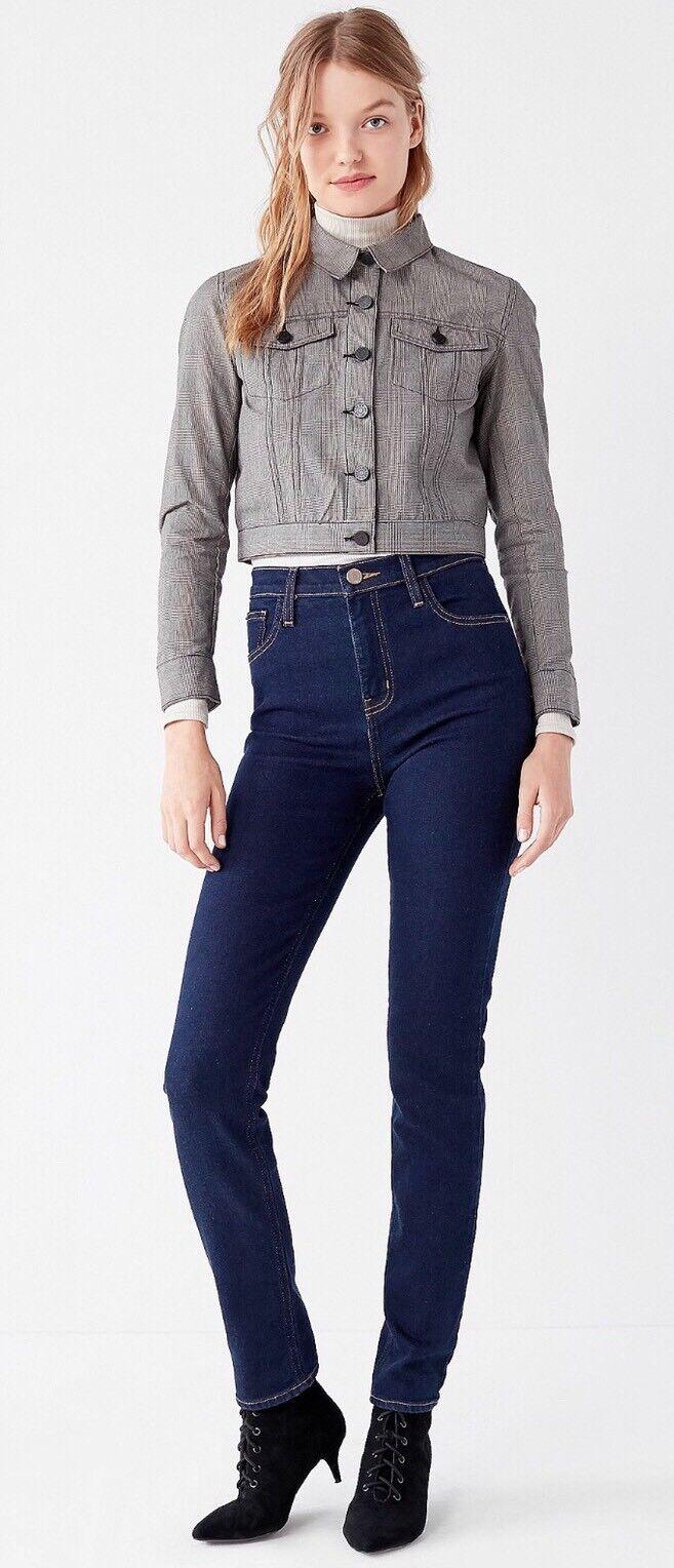 NWT • BDG Girlfriend High- Rise Jeans