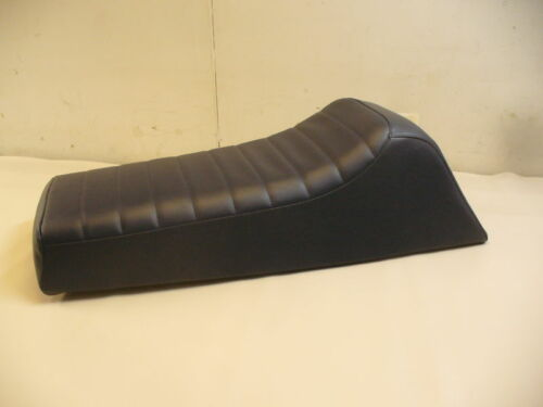 *73-77 VINTAGE POLARIS ELECTRA COLT  *BLACK* SNOWMOBILE SEAT COVER NEW!