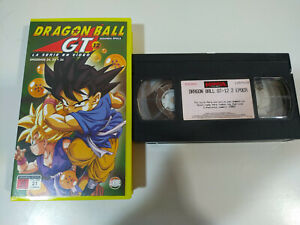 Dragon-Ball-GT-La-Serie-Volumen-12-Episodios-34-35-36-VHS-Cinta-Tape-Espanol