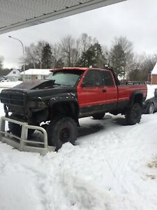 Dodge 2500 FULL PART OUT
