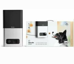 Brand-New-Sealed-Petcube-Bites-Pet-Camera-with-Treat-Dispenser-With-App-store