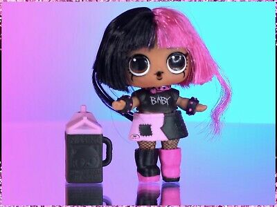 LOL Surprise Doll METAL BABE HairGoals Wave 2 Makeover Rocker Part Sealed