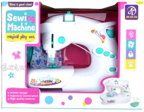 MACCHINA DA CUCIRE GIOCATTOLO FUNZIONA DAVVERO CM 25 x 20  giocattolo bambina