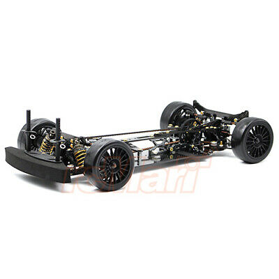 MTS Race OPT 1:10 FFV3 Pro Touring RC Cars Kit EP 2WD On Road #RO-MTS-FFV3-01