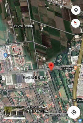 Terreno comercial en venta en Atlixco Puebla