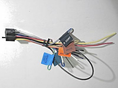 KENWOOD ORIGINAL WIRE HARNESS DNX570TR DNX571EX DNX571HD DNX690HD AND MANY MORE