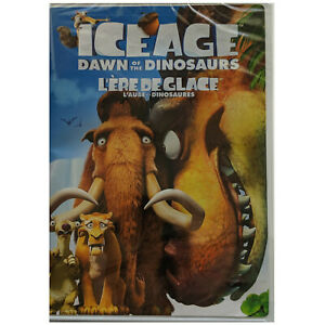 ICE-AGE-Dawn-of-the-Dinosaurs-New-DVD-french-and-english