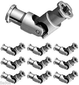 Technic Mindstorm Universal Joint LEGO Light Gray U Joint 3L