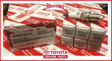 x6 2001-2006 OEM SPARK PLUG SET Toyota Sienna SK20R11 // 90080-91180