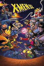 X-Men '92 by Chad Bowers and Chris Sims (2016, Paperback)