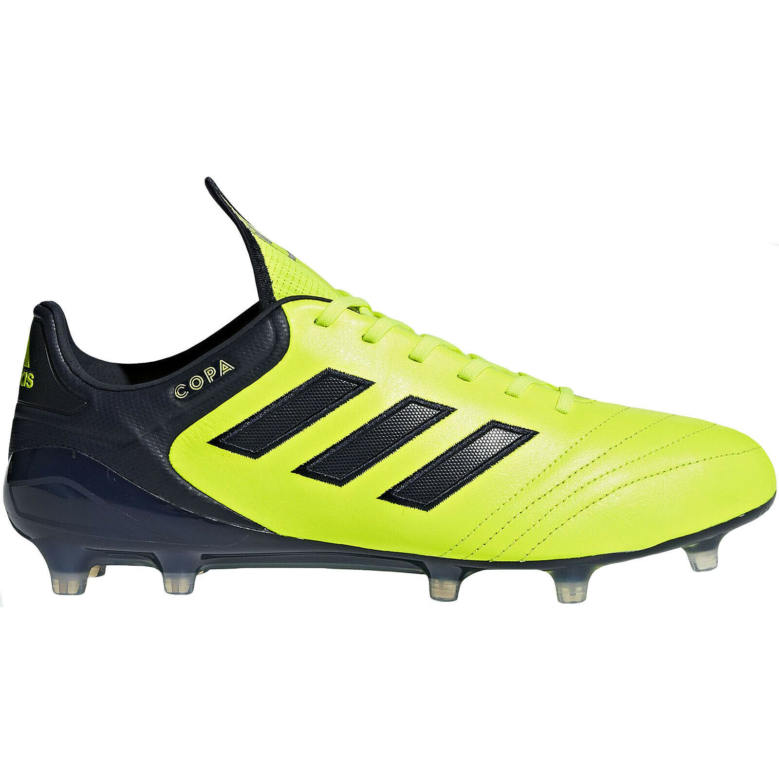 Adidas Performance Mens Copa 17.1 Firm Ground Football Soccer stivali  giallo